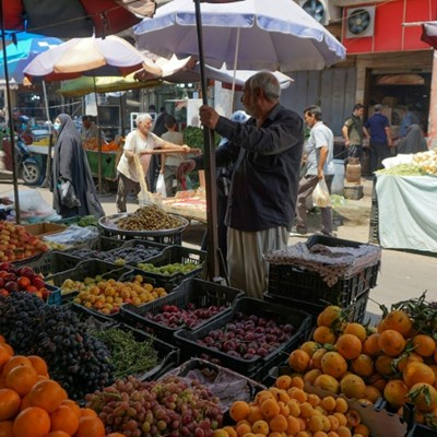 Pandemic has silver lining for Iraq: food self-sufficiency