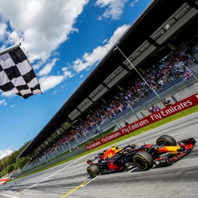 Red Bull chief hails victorious Verstappen's maturity