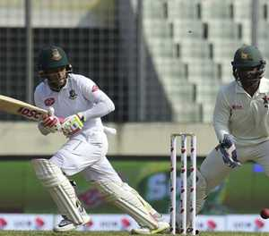 Bangladesh's Mushfiqur cherishes dual role after record feat