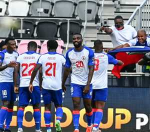 Five Haiti players positive for Covid before Gold Cup debut