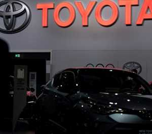 Toyota warns of 64% drop in full-year net profit