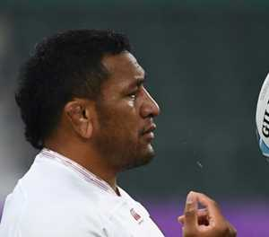 England prop Vunipola commits future to Saracens