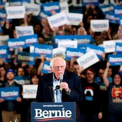 Sanders the target at Democratic presidential debate