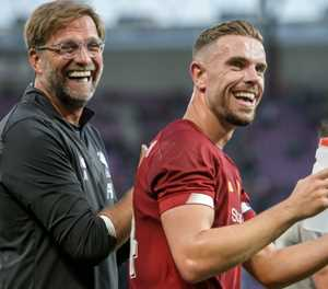 Liverpool's Henderson calm over lack of signings