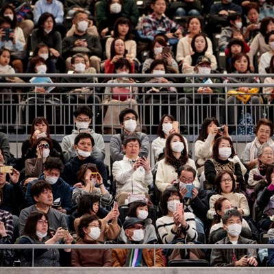 Tokyo Olympic boss 'extremely worried' about deadly virus