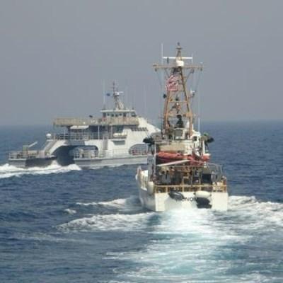 US Navy fired warning shots on Iran boats in Gulf: Pentagon