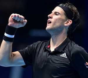 Thiem rocks Nadal in ATP Finals