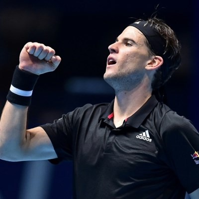 Thiem rocks Nadal in ATP Finals
