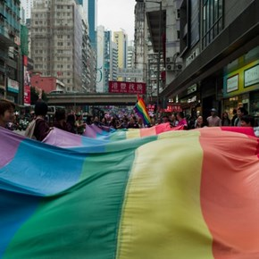 Hong Kong transport authorities approve LGBT ad after backlash