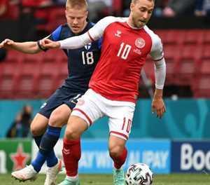 Inter await Denmark's Eriksen with 'open arms'