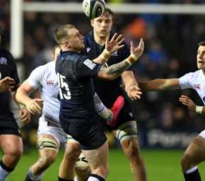 Scotland expect to see 'confident' Hogg against Italy