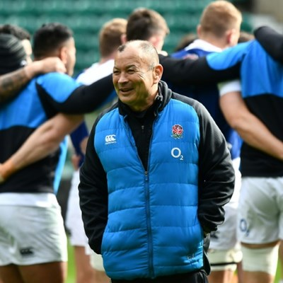 England keep Jones succession plan on hold until after World Cup
