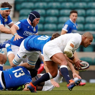 England's Sinckler replaces injured Porter in Lions squad