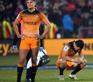 Devastated Jaguares see bright World Cup future