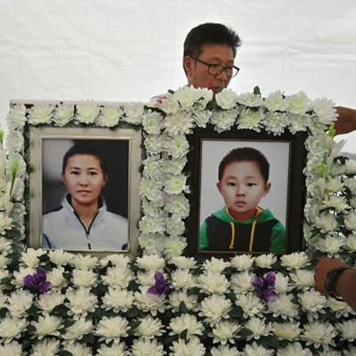 North Korean defector mothers struggle in South