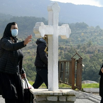 'Believe in miracles': Spiritual cures soothe Covid-hit Albania