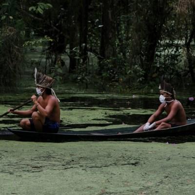 Brazilian Amazon mayor pleads for world help on virus