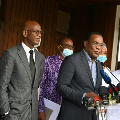 Ivory Coast opposition forms 'transitional govt' after contested vote