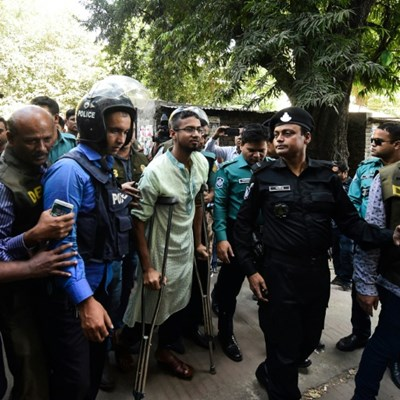 Bangladesh court sentences Islamist extremists to death for 2016 cafe attack