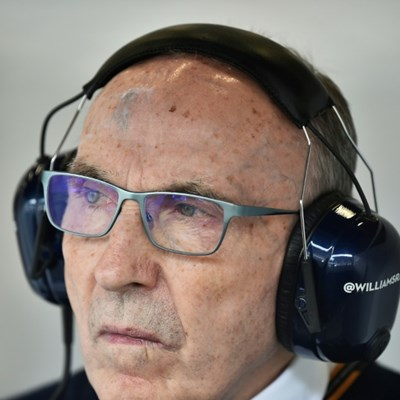 F1 pioneer Frank Williams 'stable' in hospital