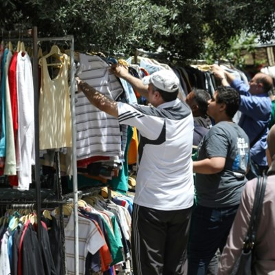 Syrians turn to flea markets for frugal Eid al-Fitr
