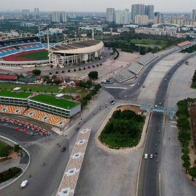 Vietnam's debut F1 Grand Prix 'might not happen': source