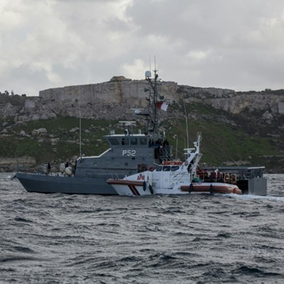 Maltese military seizes tanker hijacked by migrants