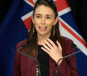 New Zealand boosts budget spending amid virus downturn