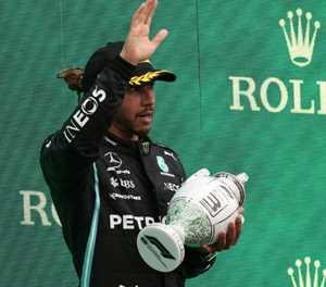 'Dizzy' Hamilton may be suffering from long-Covid