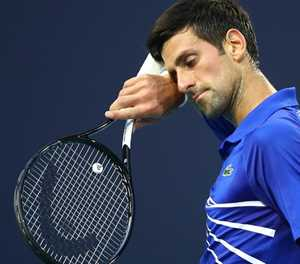 Bautista Agut stuns  Djokovic, Barty topples Kvitova in Miami