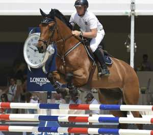 Australian showjumper positive for cocaine, suspended from Olympics