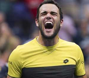 Italy's Berrettini in dreamland as history beckons at US Open
