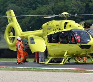 Swiss Moto3 crash victim Jason Dupasquier dies aged 19