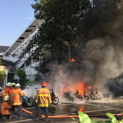 Another family behind new Indonesia suicide bombings