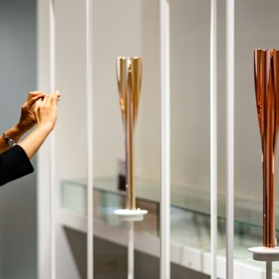 New start date for virus-delayed Olympic torch relay