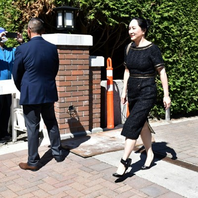 Lawyers for Huawei's Meng demand release of Canadian spy docs