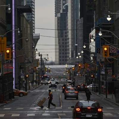 Canada's most populous province announces new lockdown