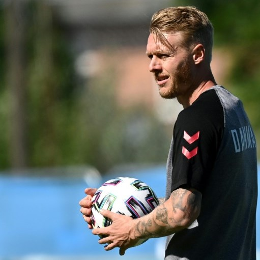 Denmark set for 'emotional Belgium game as Dutch target Euro 2020 knockouts