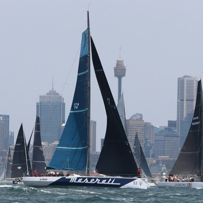 Sydney to Hobart yacht race cancelled for first time in 76 years