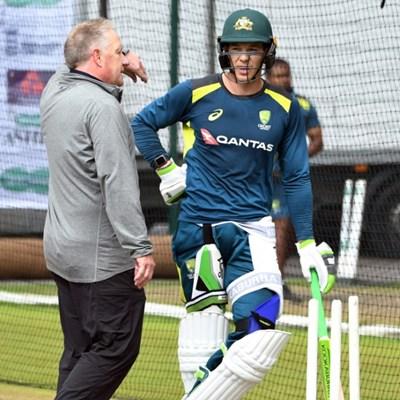 Australia captain Paine dismisses Archer's 'panic' jibe
