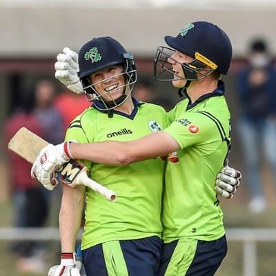 O'Brien's last-ball six helps Ireland clinch super-over win