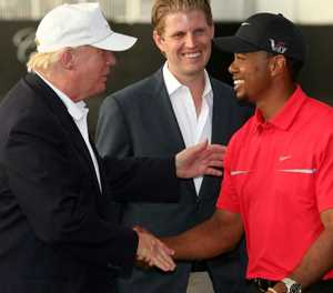 Trump to give 'incredible' Woods top medal
