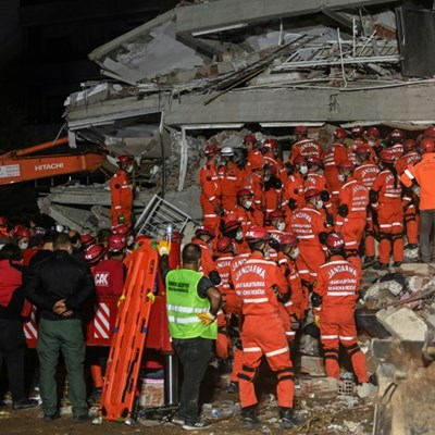 Quake death toll rises to 51 in Turkey
