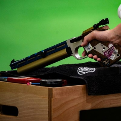 Japan's strict gun laws trigger problems for Olympic shooting