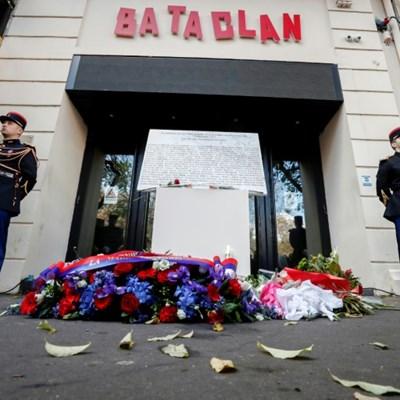 Bosnian arrested over 2015 Paris attacks: German police