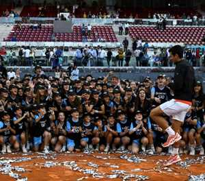 Djokovic sees Madrid triumph as perfect Roland Garros platform