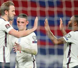 England take command of World Cup group with Poland win