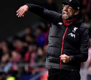 Liverpool seek home comforts after Atletico wake-up call
