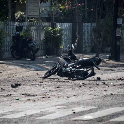 Indonesia church attacks kill six, dozens wounded