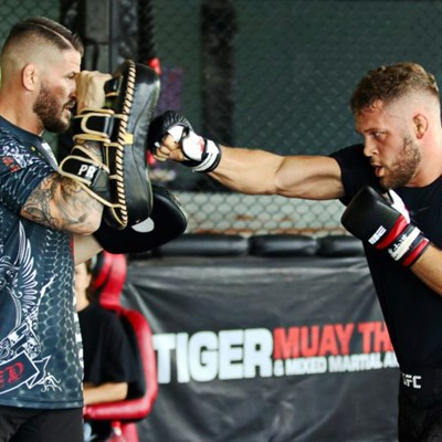 Tiger feat: Island Muay Thai gym is factory for UFC champions